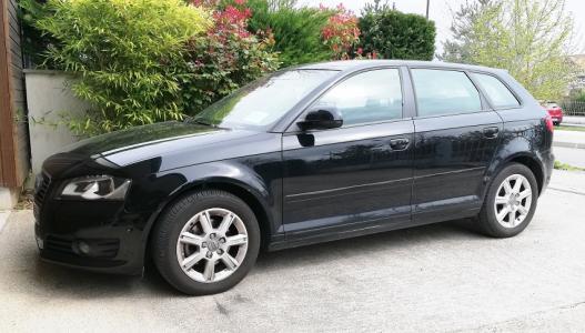 Audi A3 sportback 1.4 TFSI 125 2010