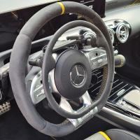 Cercle accélérateur et frein à main droite