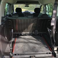 Transport 1 fauteuil roulant Peugeot Partner Horizon