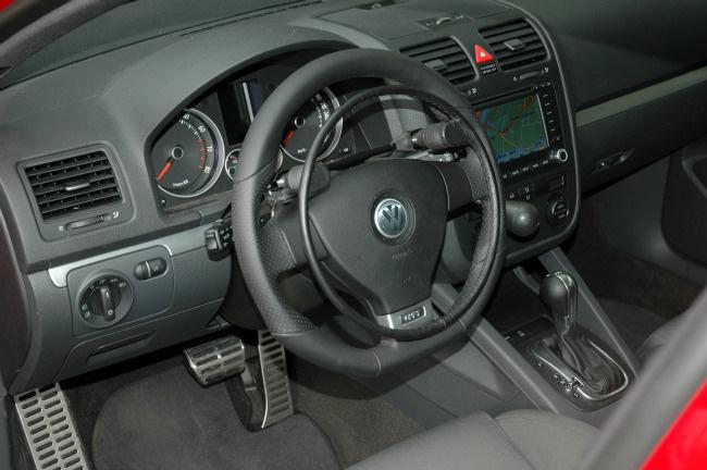 Conduite paraplégique cerle accélérateur / Frein VW Caddy Maxi